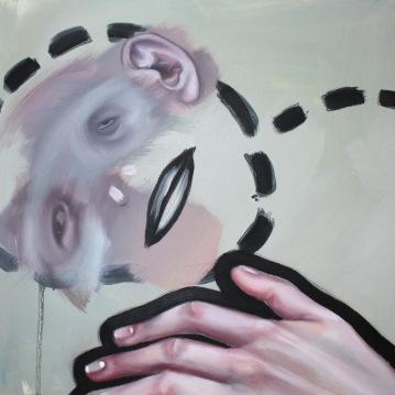 Untitled 50x60 oil paint 2019
