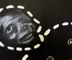 Untitled, 50x60 oil paint 2019