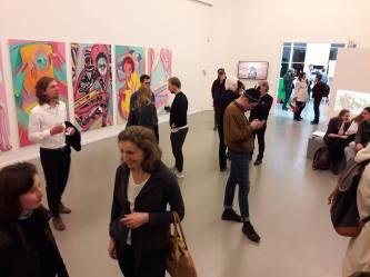 Startpoint prize exhibition at Arti et Armicitae, Amsterdam, Netherlands